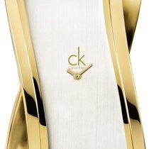 ck Calvin Klein Pensive K1T23501 Spangenuhr Massiv gearbeitet