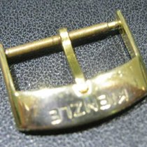 Kienzle vintage gold plated buckle mm 18