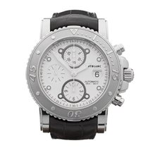 Montblanc Sport Chronograph 44mm Stainless Steel Gents 104280...