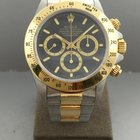Rolex Daytona Oyster Perpetual Two Tones Steel and Gold 40 mm