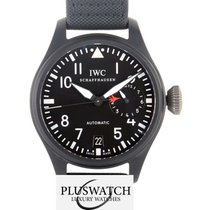 IWC BIG PILOT TOP GUN BLACK IW501901 I