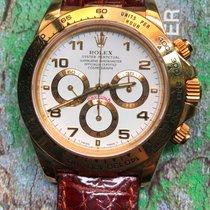 Rolex Daytona  Zenith 16518 Gold,  Never Polished