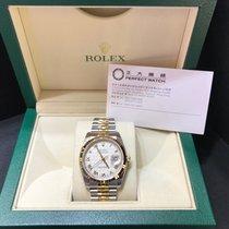 Rolex 116233IVORYRNPYR Datejust 36mm