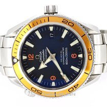 Omega Seamaster Planet Ocean 600m Co-Axial Orange Bezel
