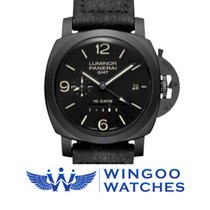 Panerai LUMINOR 1950 10 DAYS AUTOMATIC GMT CERAMICA - 44MM...