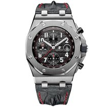 Audemars Piguet Royal Oak Offshore Chronograph Steel Vampire 42mm