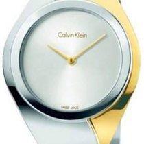 ck Calvin Klein senses Damenuhr M K5N2M1Y6