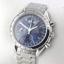 Omega Speedmaster Reduced Date&Day Automatik Stahl