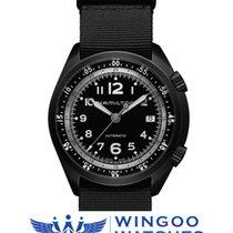 Hamilton KHAKI AVIATION PILOT PIONEER ALUMINIUM AUTO Ref....