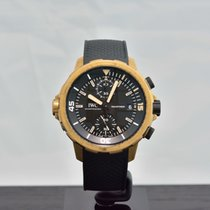 IWC Aquatimer Chronograph Charles Darwin