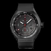 Porsche Design MONOBLOC ACTUATOR 24H-Chronotimer Black &...