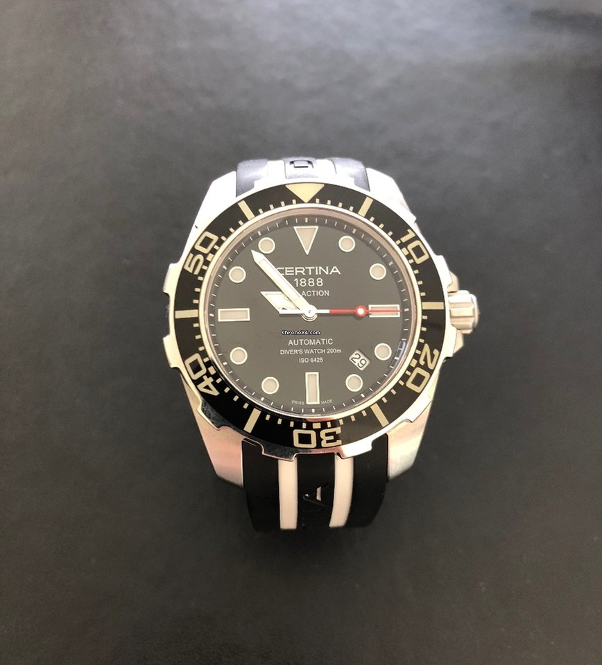 certina watch ds diver watches unboxing youtube iso action