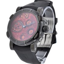 Romain Jerome MO.FB.BBBB.00 Moon Dust DNA - Black Mood Ochre -...