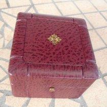 Patek Philippe vintage rote Würfelbox