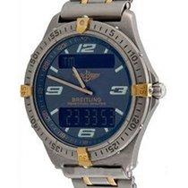 Breitling F6536210/M119 Aerospace Quartz Chronograph in...