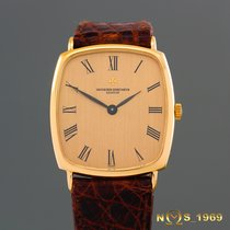 Vacheron Constantin 18K  Gold   Ref.39202  Men's   BOX