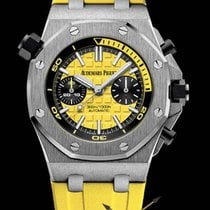 Audemars Piguet 26703ST Royal Oak Offshore Diver Chronograph...