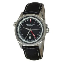 Hamilton Jazzmaster Gmt Auto H32695731 Watch