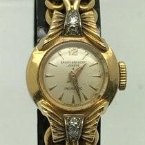 Baume & Mercier ART DECO FULL GOLD 18K/DIAMONDS YEAR 1930...