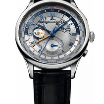 Maurice Lacroix Masterpiece Worldtimer MP6008-SS001-111