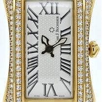 Carl F. Bucherer Carl F.  Alacria 18k Gelbgold 128 Diamanten