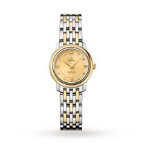 Omega De Ville Prestige Ladies Watch 424.20.24.60.58.001