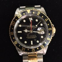 ロレックス (Rolex) Two Tone GMT Master II