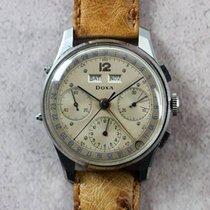 Doxa Vintage Triple-Date Chronograph