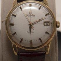 Omega Genève – Classic Vintage Gold Wristwatch – 1961
