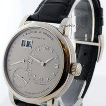 A. Lange & Söhne Lange 1 Daymatic Platinum Watch Box/Papers...