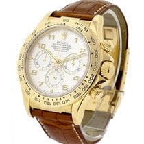 Rolex Used 16518 Yellow Gold Daytona - Zenith Movement 116518...