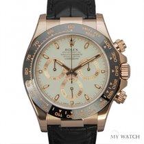 ロレックス (Rolex) Rolex Cosmograph Daytona Pink Gold 116515LN (NEW)