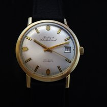 Dubey & Schaldenbrand Vintage Automatic 18k Gold Watch...