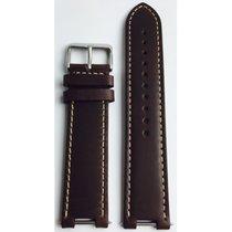 Victorinox Swiss Army Night Vision Lederband braun 21mm 004659