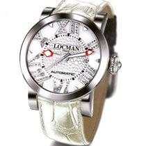 Locman Toscano Automatico 029000WHNDNCPSK