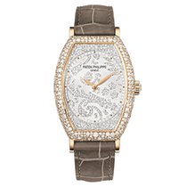 Patek Philippe 7099R-001 Rose Gold Ladies Gondolo [NEW]