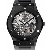 ウブロ (Hublot) Classic Fusion 45 Mm Ultra-thin Skeleton