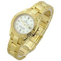 롤렉스 (Rolex) Used 169628_serti Yacht-Master Ladys Yellow Gold...