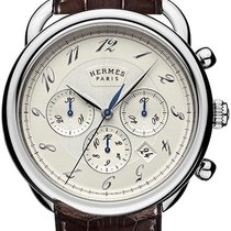 Hermès Arceau Automatic Chronograph 43mm 036433WW00