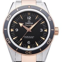 Omega Seamaster acciaio oro rosa