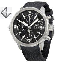 IWC Aquatimer Chronograph Black Automatic - Iw376803
