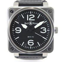 Bell & Ross BR01-92 St Tropez limited edition