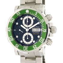 Paul Picot Yachtman 1027sg Steel, 43mm