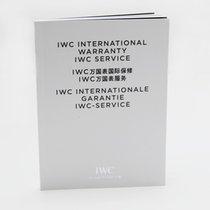IWC Schaffhausen Internationale Garantie