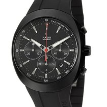 Rado DiaStar Black Chronograph -Limited Edition- Automatik...