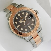 Rolex Yacht-Master Oyster Perpetual Rose 40mm 116621 Chocolate...