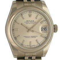 Rolex Datejust Medium Stahl Automatik Jubilé Armband 31mm Ref....