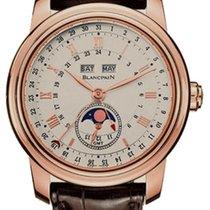 Blancpain _Archive Le Brassus GMT Complete Calendar