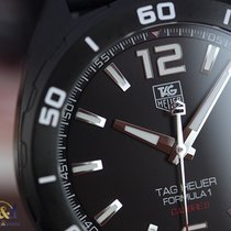 TAG Heuer Formula 1 Calibre 5 Titanium on Rubber 41mm Automati...
