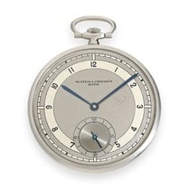 Vacheron Constantin Pocket watch: elegant, extra flat Vacheron...